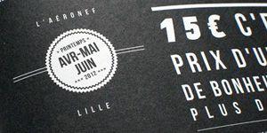 Aéronef (Lille) – Printemps 2012